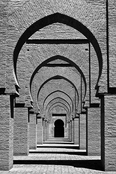 Gisela Güttler - Marokko offene Moschee
