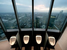 Commerzbank_Tower_Toiletten